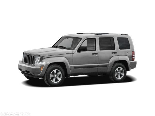 Photo Used 2009 Jeep Liberty Sport SUV for sale in Midland, MI