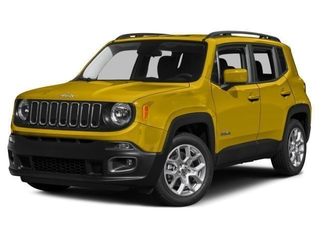 Photo Certified Pre-Owned 2017 Jeep Renegade Latitude FWD SUV For Sale Toledo, OH