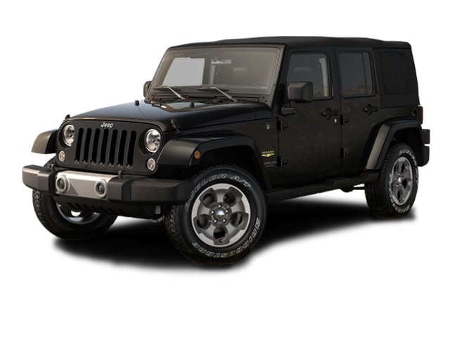 Photo Used 2015 Jeep Wrangler Unlimited Sahara 4WD Sahara For Sale in New London  Near Norwich, CT