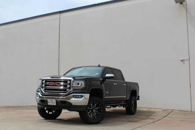 Photo 2018 GMC Sierra 1500 SLT Z71
