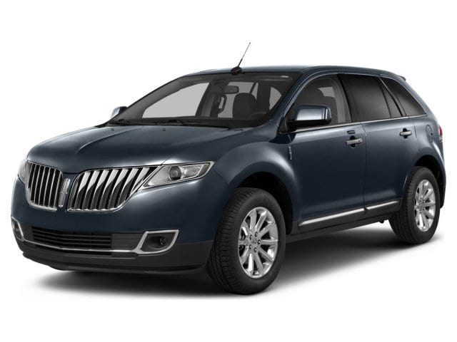 Photo Used 2013 Lincoln MKX AWD in Utica, NY