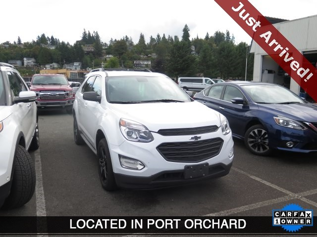 Photo Used 2017 Chevrolet Equinox LT for Sale in Tacoma, near Auburn WA