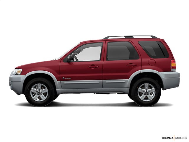 Photo Used 2007 Ford Escape Hybrid SUV I4 Atkinson-Cycle Electric Motor 16V for sale in OFallon IL