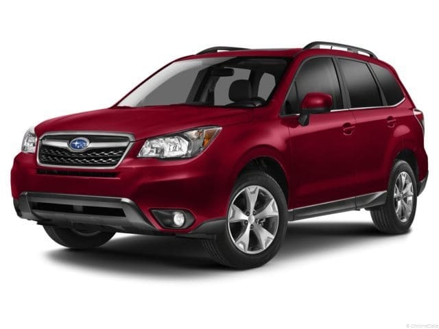 Photo Used 2014 Subaru Forester 4dr Auto 2.5i PZEV for Sale in Temecula