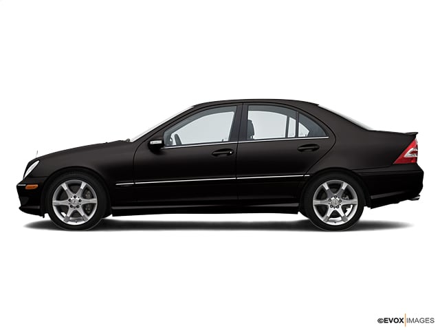 Photo Used 2007 Mercedes-Benz C-Class 2.5L Sport for sale in Flagstaff, AZ