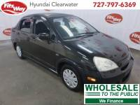 Used 2003 Suzuki Aerio GS for Sale in Clearwater near Tampa, FL