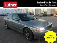 2004 Lincoln LS V8 Sedan V-8 cyl