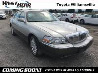 2003 Lincoln Town Car Signature Sedan For Sale - Serving Amherst