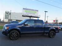 Used 2009 Ford F-150 SuperCrew Lariat 4x4 Styleside 6.5 ft. box 157 in. WB Crew Cab Short Bed Truck For Sale Bend, OR