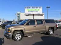 Used 2014 Chevrolet Silverado 1500 LT w/1LT 4x4 Crew Cab 5.75 ft. box 143.5 in. WB Crew Cab Truck For Sale Bend, OR