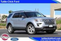 Used 2018 Ford Explorer XLT SUV