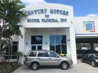 2005 Honda Pilot EX-L with RES All Wheel Drive CD DVD Heated Leather