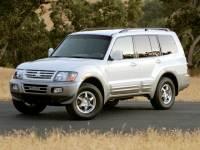 2002 Mitsubishi Montero LTD - Mitsubishi dealer in Amarillo TX – Used Mitsubishi dealership serving Dumas Lubbock Plainview Pampa TX