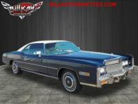 Pre-Owned 1976 Cadillac EL Dorado Coupe
