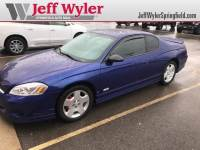 2006 Chevrolet Monte Carlo SS Coupe