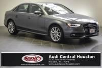Used 2015 Audi A4 2.0T Premium (Multitronic) Sedan in Houston, TX