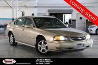 Pre-Owned 2005 Chevrolet Impala 4dr Sdn LS