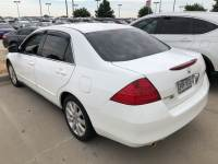 2007 Honda Accord Sedan LX SE