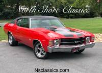 1971 Chevrolet Chevelle -SS454/ 4 WHEEL DISC/12 BOLT/PS-NEW PAINT-RELIABLE MUSCLE CAR-