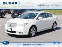 2011 Buick Lacrosse CXS in Rochester, MN