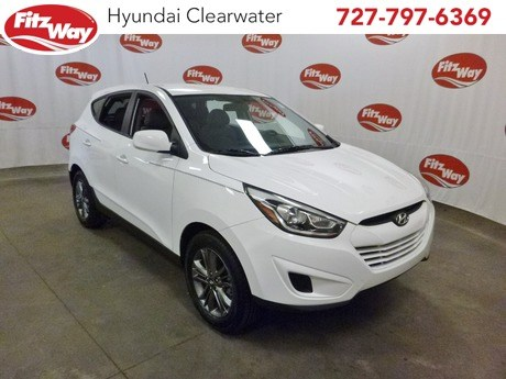 Photo Certified Used 2014 Hyundai Tucson GLS in Clearwater