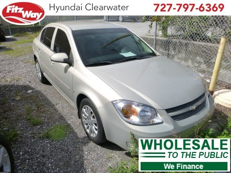 Photo Used 2009 Chevrolet Cobalt LT for Sale in Clearwater near Tampa, FL