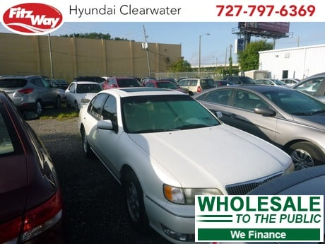 Photo Used 1999 INFINITI I30 for Sale in Clearwater near Tampa, FL