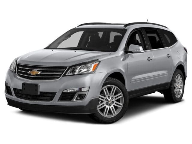 Photo Used 2016 Chevrolet Traverse For Sale  Martin TN