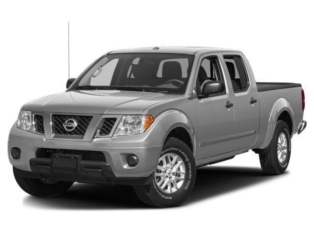 Photo Used 2017 Nissan Frontier 2017.5 Crew Cab 4x4 SV V6 Auto Crew Cab Pickup in Grants Pass
