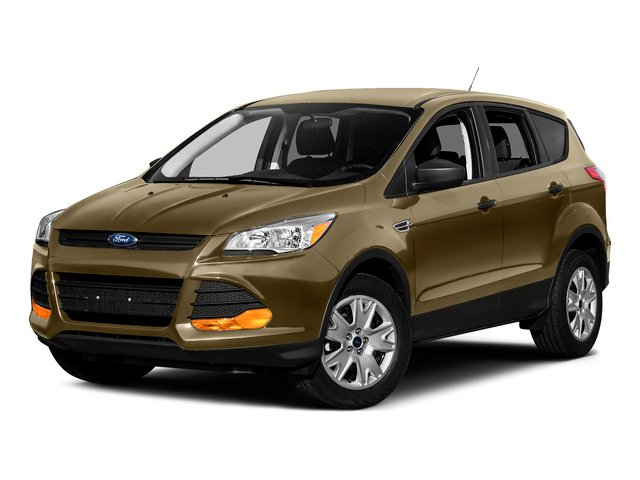 Photo 2015 Ford Escape Titanium - Ford dealer in Amarillo TX  Used Ford dealership serving Dumas Lubbock Plainview Pampa TX
