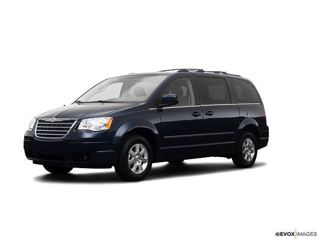 Photo Used 2009 Chrysler Town  Country Touring Mini-Van For Sale Greenville, SC
