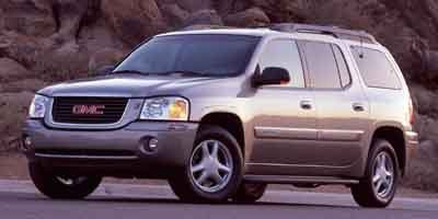 Photo Pre-Owned 2003 GMC Envoy XL 4dr 4WD SLE Commercial Four Wheel Drive SUV