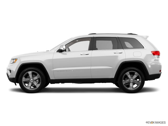 Photo Used 2014 Jeep Grand Cherokee Limited 4x4 Bright White For Sale  Bennington VT  VIN1C4RJFBT0EC272536