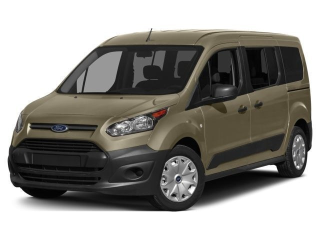 Photo Used 2015 Ford Transit Connect Titanium Wagon I-4 cyl in Kissimmee, FL