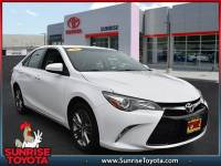 Certified Used 2016 Toyota Camry SE Sedan For Sale on Long Island, New York