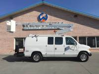 2001 Ford E350 Bucket Van