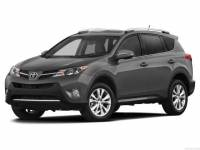 Certified Pre-Owned 2013 Toyota RAV4 XLE FWD XLE Front-wheel Drive in Hiawatha, IA