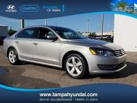 Pre-Owned 2014 Volkswagen Passat 1.8T Sedan in Jacksonville FL