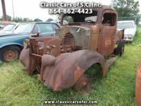 1937 Chevrolet 1/2 Ton Pickups