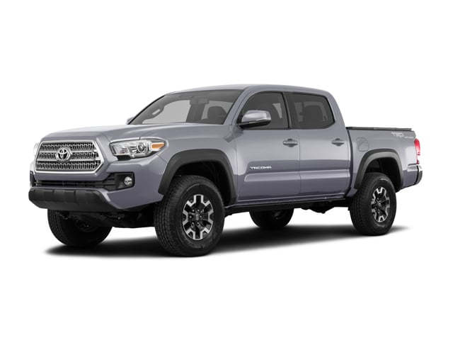Photo Used 2017 Toyota Tacoma TRD Off Road V6 Truck Double Cab for Sale in Manchester near Nashua
