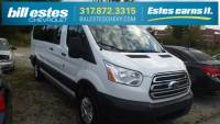 Pre-Owned 2017 Ford Transit-350 XLT RWD 3D Low Roof Wagon