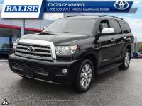 Used 2015 Toyota Sequoia Limited for sale in Warwick, RI