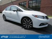 2014 Honda Civic EX-L w/Navi Sedan in Franklin, TN