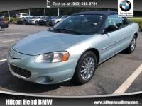 2003 Chrysler Sebring Limited * Clean One Owner Trade In * ONLY 55,000 M Convertible Front-wheel Drive