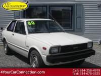 1980 Toyota Tercel