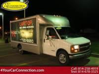 2002 Chevrolet Express G3500 Advertising Van