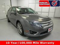 Used 2010 Ford Fusion For Sale | Christiansburg VA