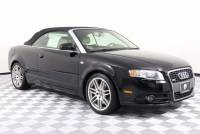 Used 2009 Audi A4 2.0T Quattro Cabriolet Speical Edition Convertible in Danbury, CT