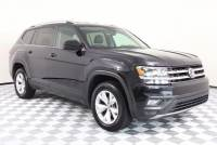 Used 2018 Volkswagen Atlas 3.6L V6 SE w/ Technology & 4Motion SUV in Danbury, CT