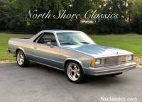 1981 Chevrolet El Camino -SOUTHERN CLEAN NO RUST WITH AC- SEE VIDEO